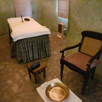 Oriental Senses, Spa at Neemrana Fort Palace