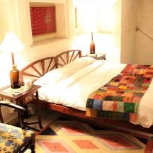 Surya Mahal Room, Neemrana Fort Palace
