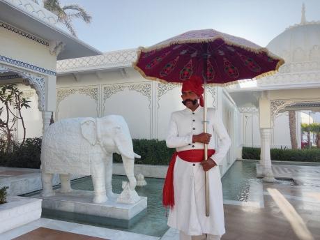 Traditonally Royal- JW Marriott Resort & Spa, Jaipur