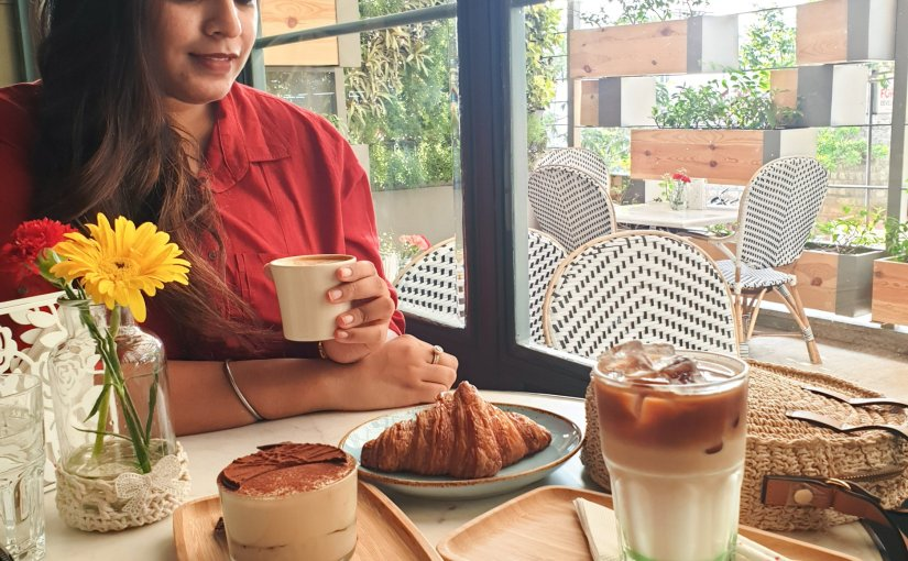 Feu Dessert Bar,Hyderabad