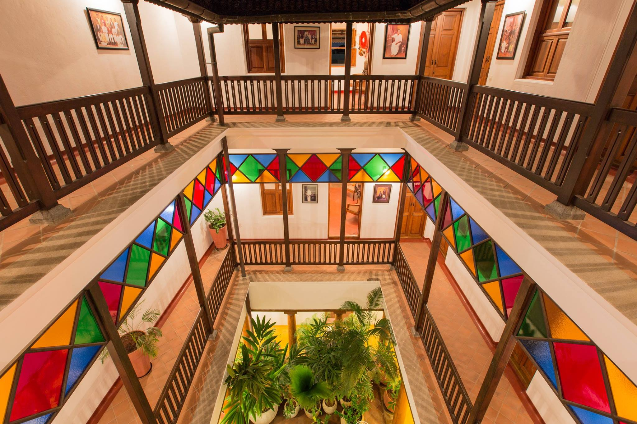 Tamilian hospitality and French architecture